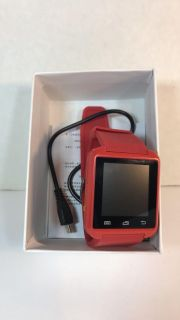 NEW red smart watch $20 for android devices
