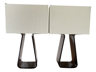 Pablo Designs Tube Top 14 Table Lamps