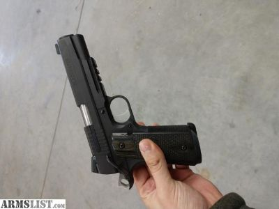 For Sale/Trade: RARE Sig 1911 Blackwater Edition