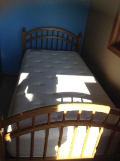 Twin beds/bunks