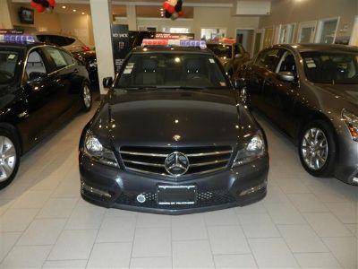 2014 Mercedes-Benz C-Class C250 Luxury (Gray)