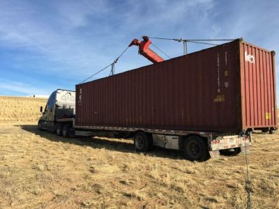 Shipping Containers for STORAGE/PROJECTS