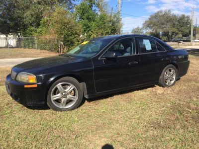 2002 Lincoln LS Base ()