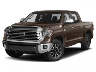 2019 Toyota Tundra Platinum (01G3/Magnetic Gray Metallic)