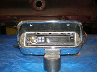 Buy 1967,1968 MUSTANG OR COUGAR AM-FM-CD RADIO motorcycle in Baltic, Connecticut, United States, for US $40.00