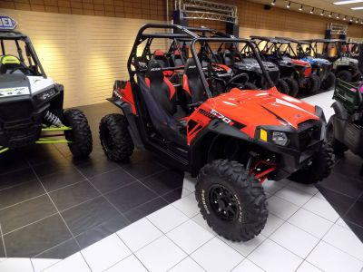 2017 Polaris RZR S 570 EPS Sport-Utility Utility Vehicles Chanute, KS