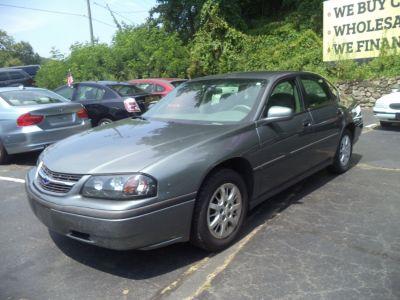 2004 Chevrolet Impala Base (Gray)
