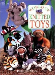 $12 World of Knitted Toys (Paperback)