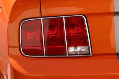 Find Street Scene 950-73101 Taillight Trim 05-09 MUSTANG motorcycle in Chino, California, US, for US $66.53