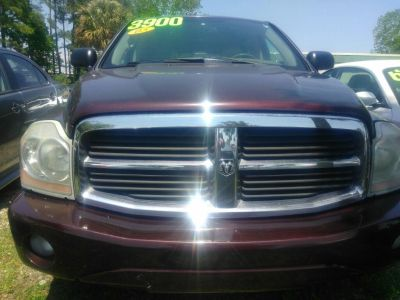 2005 Dodge Durango Limited (Burgundy)