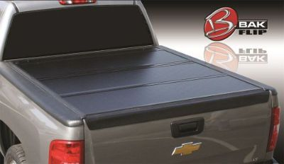Purchase BAK Industries 72120 BAKFlip F1 Hard Folding Truck Bed Cover motorcycle in Chanhassen, Minnesota, United States, for US $999.88