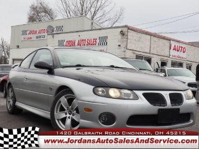 2004 Pontiac GTO 6-Speed