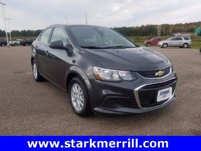 2018 Chevrolet Sonic LT (Gray Metallic)