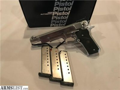 For Sale: Smith and Wesson model 745 COGAN CUSTOM!