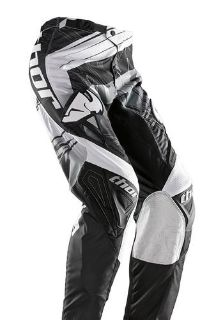 Purchase Thor Phase Swipe Pants Black 28 NEW 2014 motorcycle in Elkhart, Indiana, US, for US $89.95