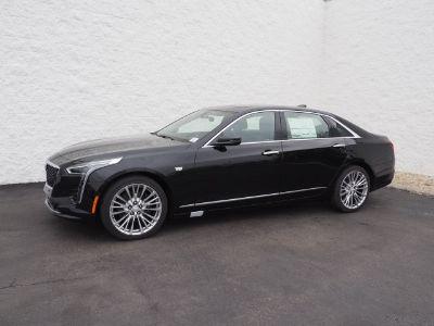 2019 Cadillac CT6 (Black Metallic)