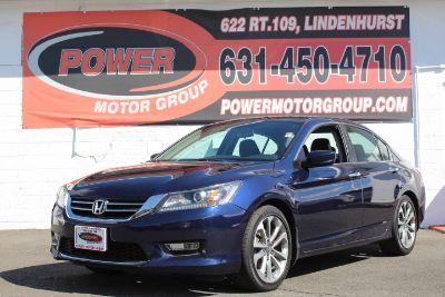 2013 Honda Accord Sport (Obsidian Blue Pearl)