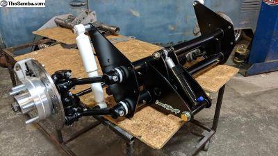 Demon Motorsports Hydraulic adjustable suspension