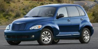 2008 Chrysler PT Cruiser Touring (Inferno Red Crystal Pearl)