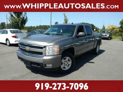 2007 Chevrolet Silverado 1500 Work Truck (Grey)
