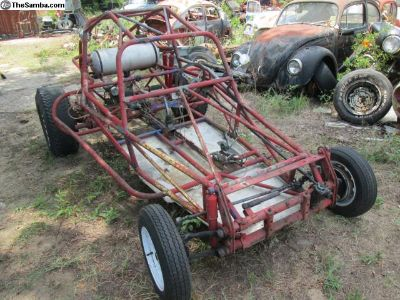 VW Sandrail Dune Buggy Project