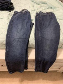 Mens jeans and pants