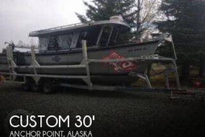 2011 Custom Built 30 CABIN CRUSER