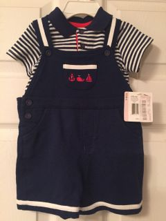 Adorable Little Me 9mo outfit from Dillard s; $6