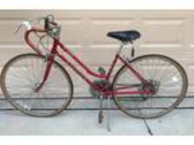 Update Schwinn Caliente ladies 10 speed