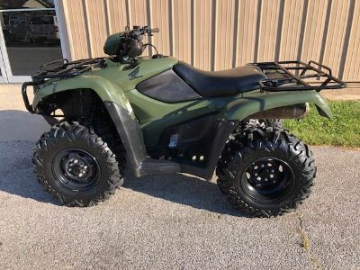 2012 Honda FourTrax Foreman 4x4 ES with EPS Utility ATVs Fairfield, IL