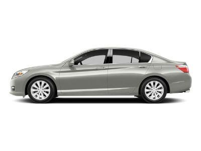 2015 Honda Accord V6 Automatic EX-L (Alabaster Silver Metallic)