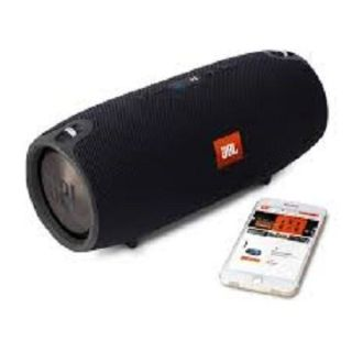 JBL XTREME Splashproof Portable Bluetooth Speaker with Built-In Power Pack