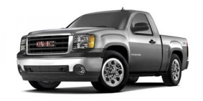 2007 GMC Sierra 1500 Work Truck (Silver Birch Metallic)