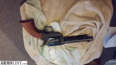For Trade: single action 357mag 38sp