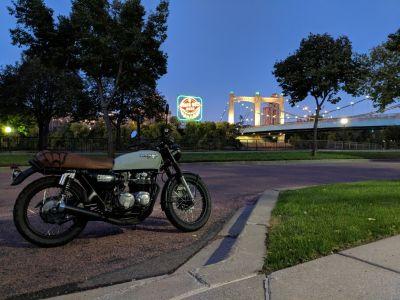 1974 Honda CB 550