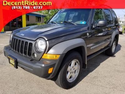 2005 Jeep Liberty Sport (Dark Khaki Pearl)