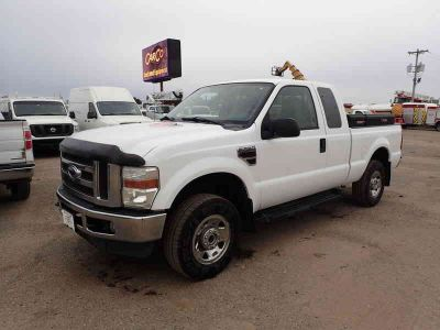 2008 Ford F250 Super Duty Xlt 4x4