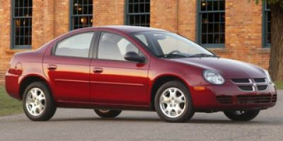 2005 Dodge Neon ES (Stone White Clearcoat)