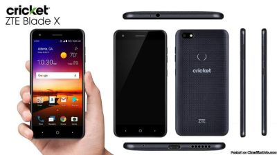 ZTE BLADE X IS FREE TODAY WHEN U SWITCH TO CRICKET WIRELESS SOUTHFIELD!!!