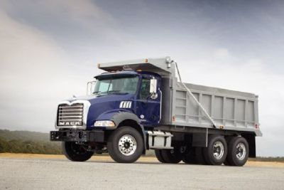 Finance a dump truck with damaged credit