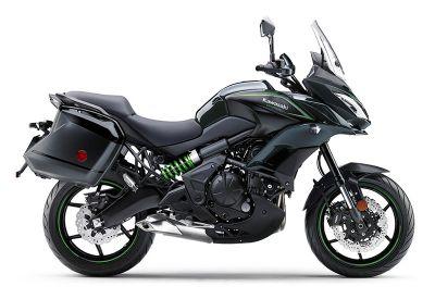 2017 Kawasaki Versys 650 ABS Sport Motorcycles Biloxi, MS