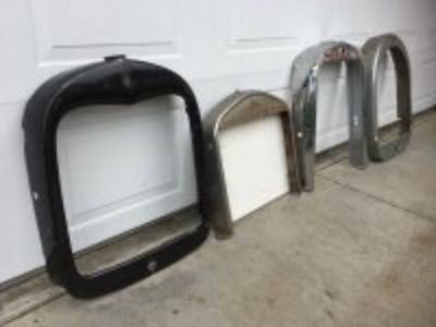 1920-30's Grill Shells (Model T, Model A, 1931 Chevy, Etc)