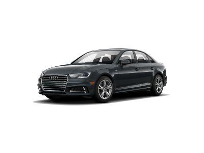 2018 Audi A4 2.0T (gray)