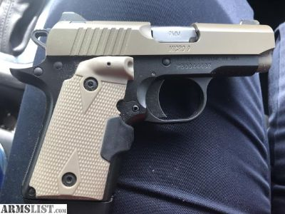 For Sale: Kimber Micro 9 with laser grips