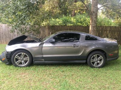 2010 Mustang Pony edition