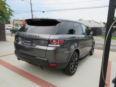 2014 Land Rover Range Rover Sport Supercharged (gray)