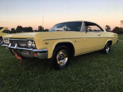 1966 Impala all fresh flawless