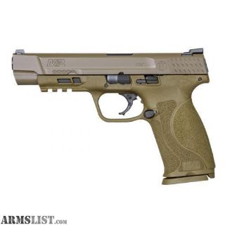 For Sale: SMITH AND WESSON M&P 2.0 FDE