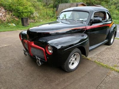 1942 ford coupe RARE