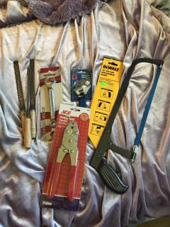Lot of new tools